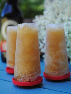 Bibliocook.com - Sunburnt Irish Red beer popsicle