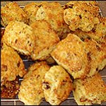 Traditional – but with a twist: Date Scones