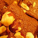 Sweet treats for work: Chocolate Hazelnut Squares
