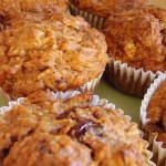North Cork Organic Group and Parsnip Pecan Muffins