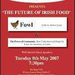 Slow Food Ireland: The Future of Irish Food