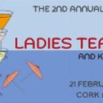 Ladies' Tea Party at the 2009 Irish Blog Awards