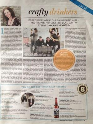 Irish Independent - 1 March 2015