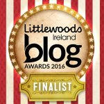 Finalist! 2016 Littlewoods Ireland Blog Awards
