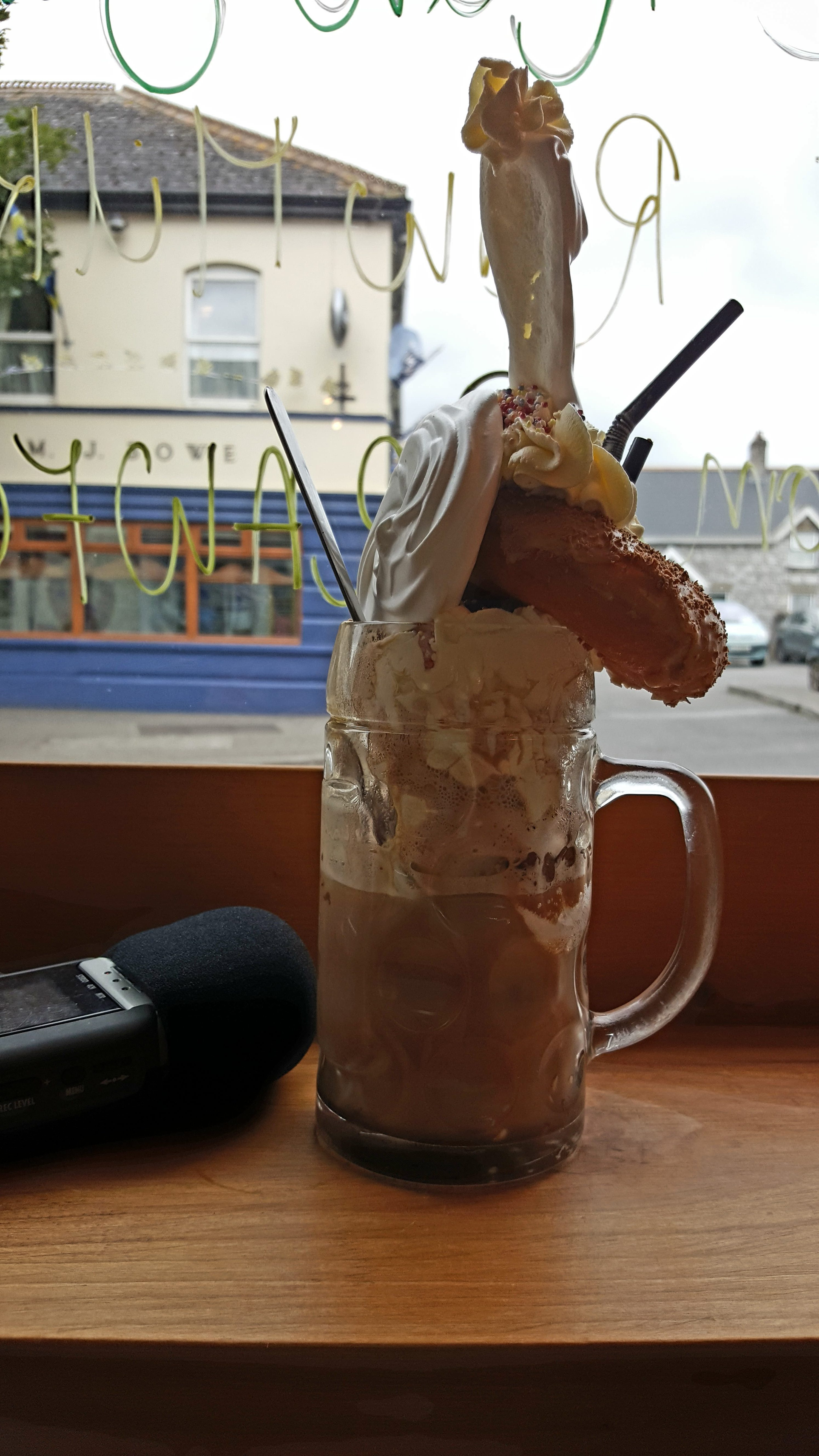 Bibliocook.com - FreakShakes at The Green Sheep, Thurles (1)