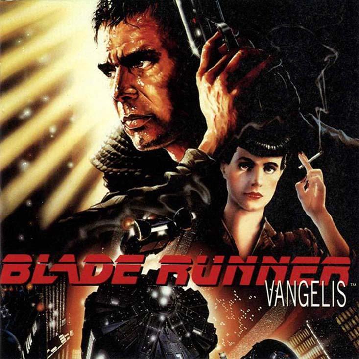BSO BLADE RUNNER (BY VANGELIS)