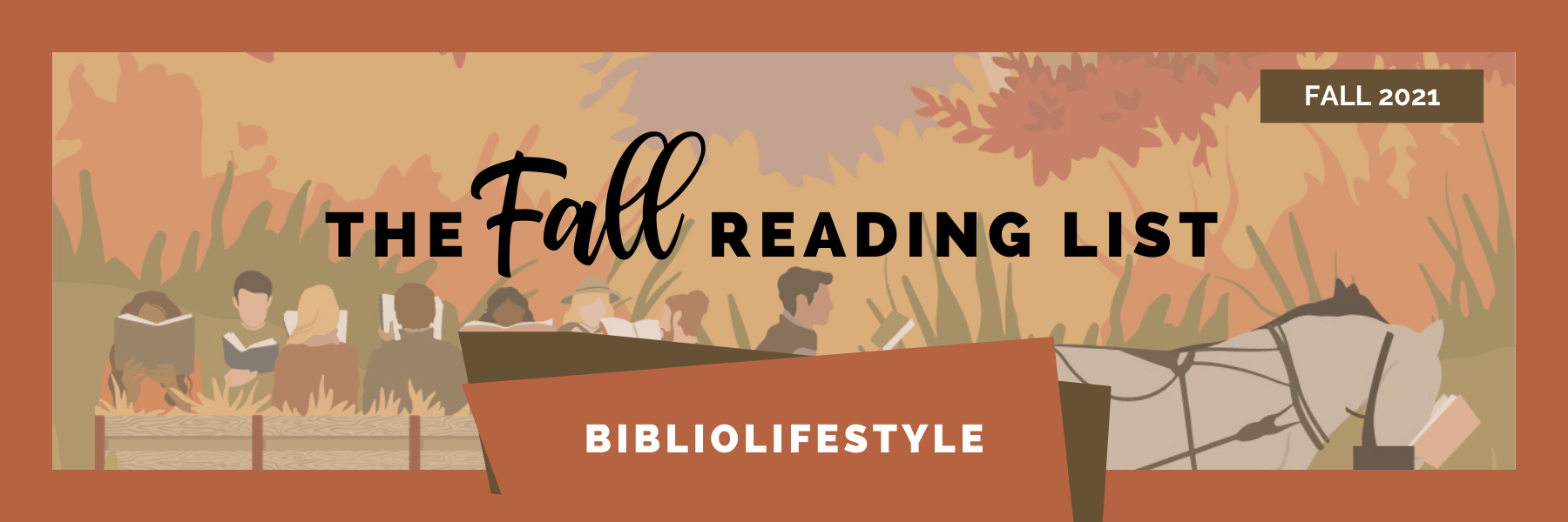 2021 Fall Reading Guide