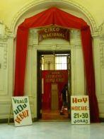 Entrada Exposición Circo Chileno