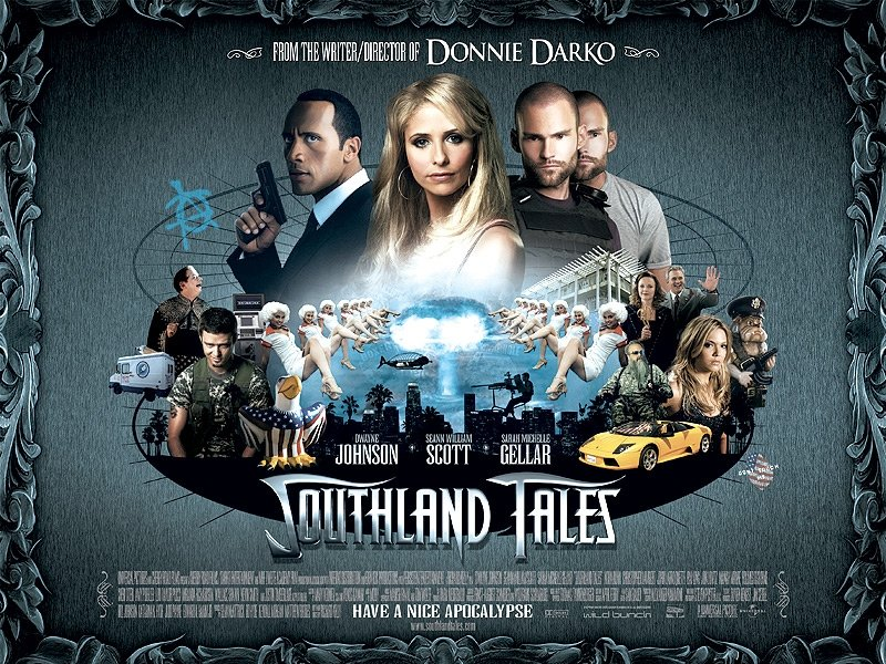 Movies, Richard Kelly, Southland Tales, Confusion