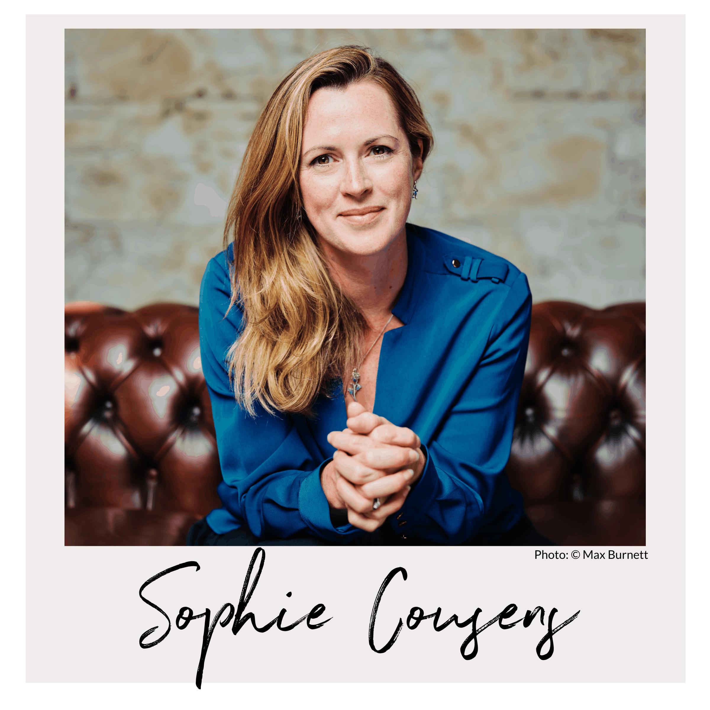 meet author Sophie Cousens