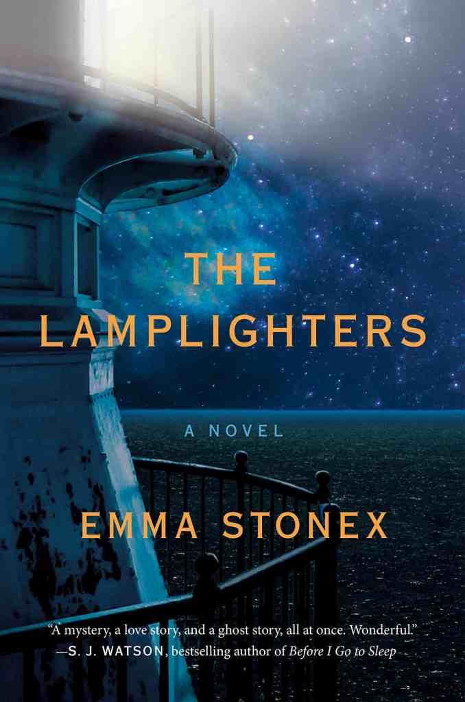 The Lamplightersby Emma Stonex