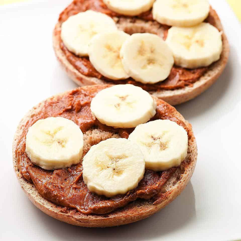 EatingWell Bagel Gone Bananas