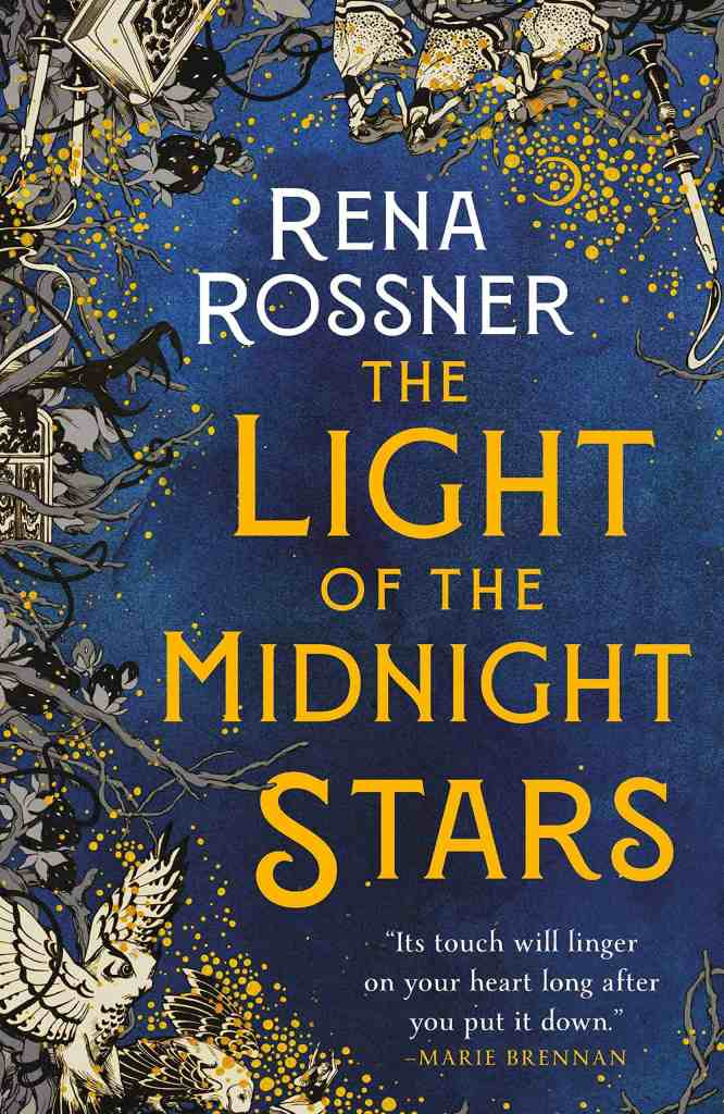 The Light of the Midnight Starsby Rena Rossner