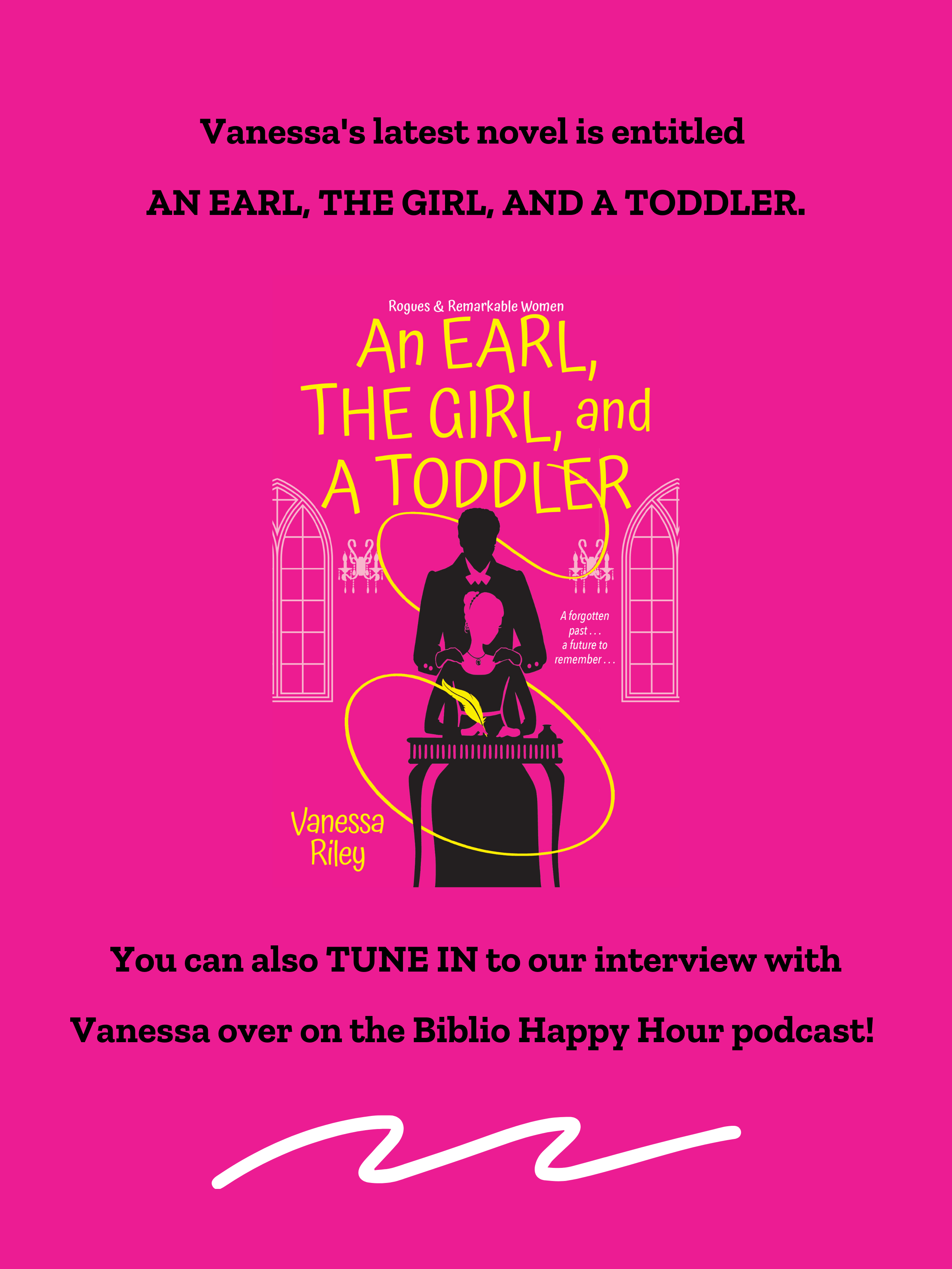 An Earl, the Girl and a Toddler by Vanessa Riley