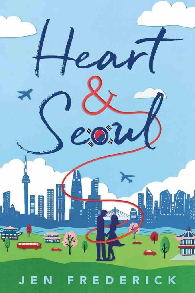 Heart and Seoul Jen Frederick