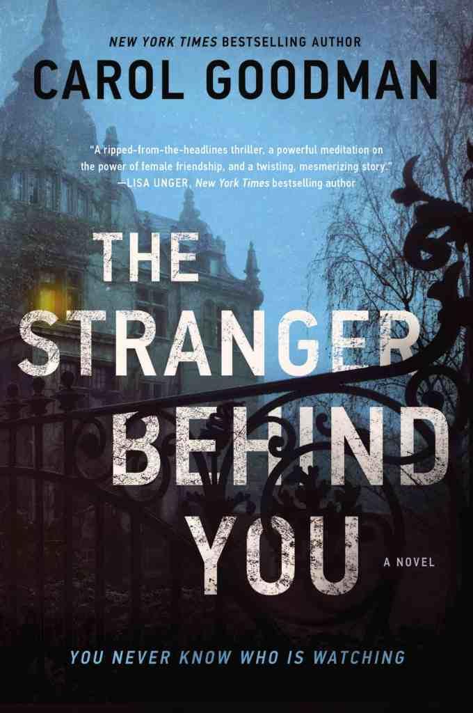 The Stranger Behind You:A Novel Carol Goodman
