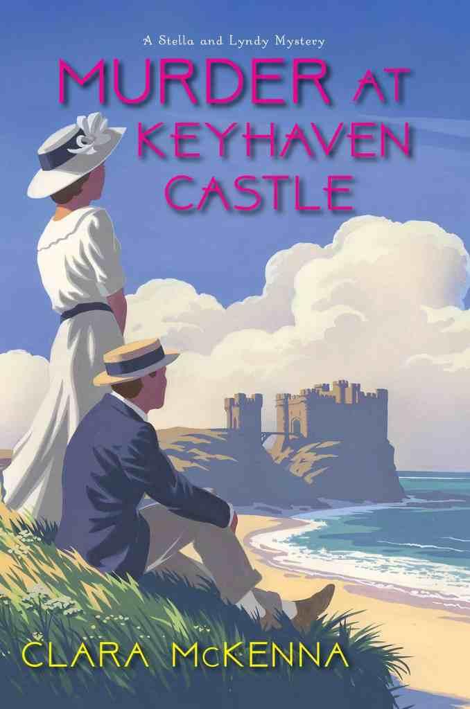Murder at Keyhaven Castle Clara McKenna