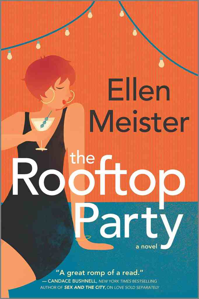 The Rooftop Party:A Novel Ellen Meister