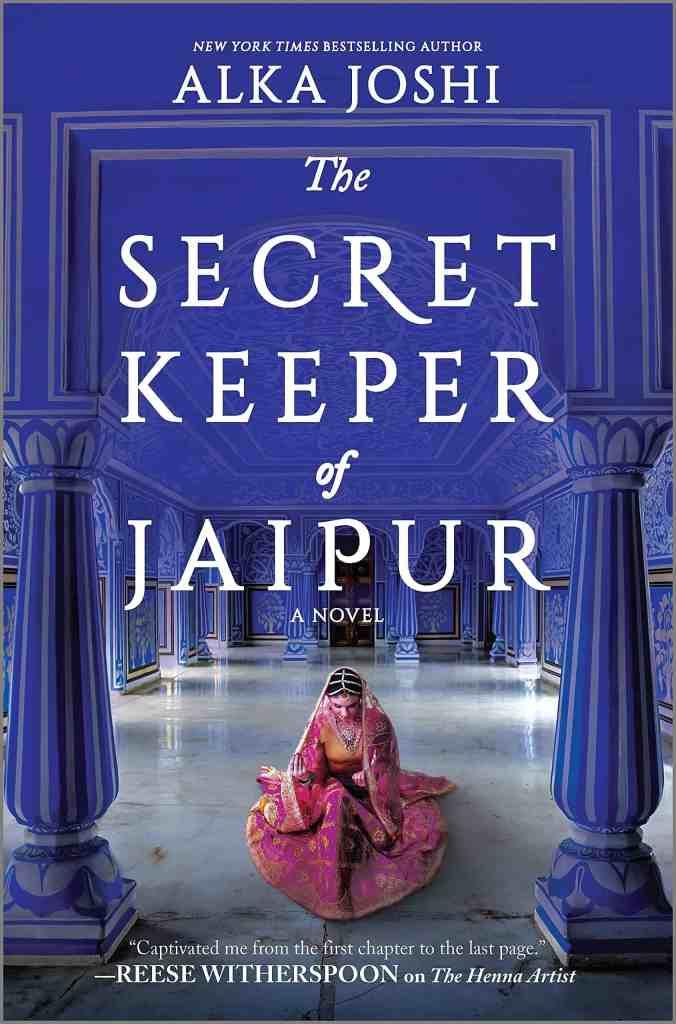 The Secret Keeper of Jaipur:A Novel Alka Joshi