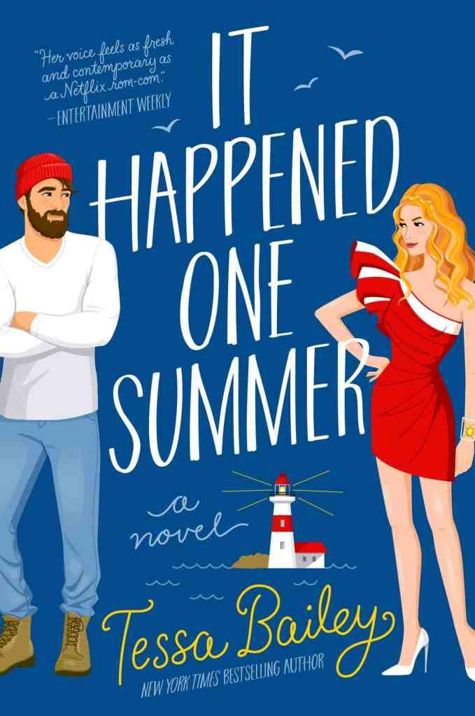 It Happened One Summer:A Novel Tessa Bailey
