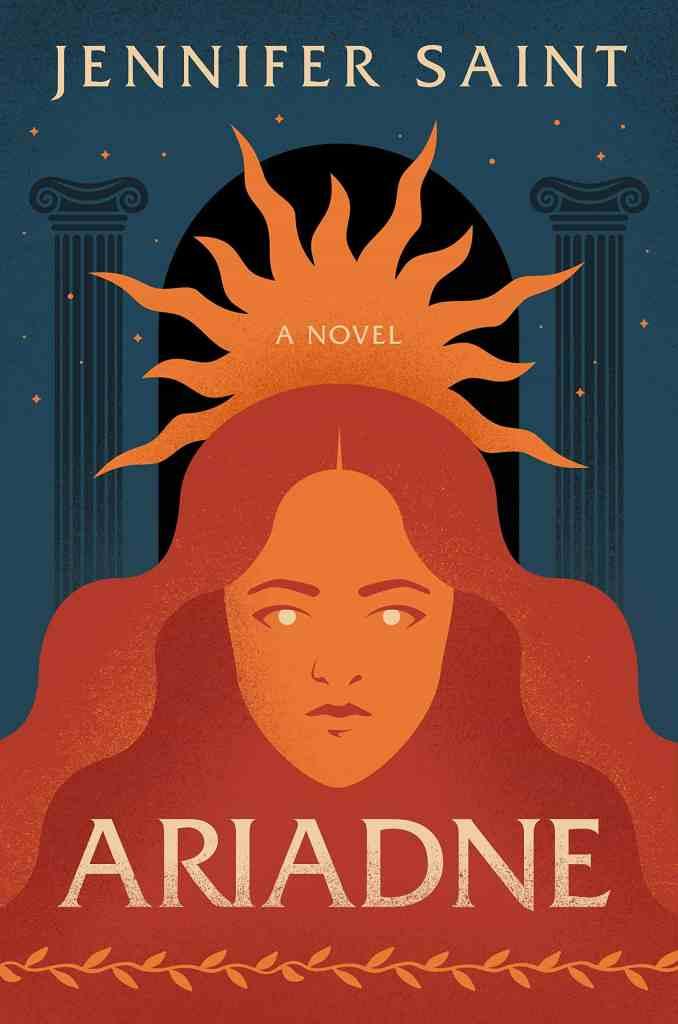 Ariadne:A Novel Jennifer Saint