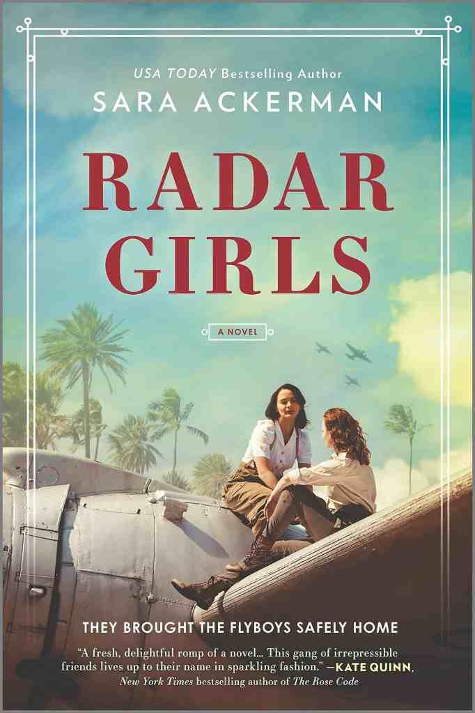 Radar Girls Sara Ackerman