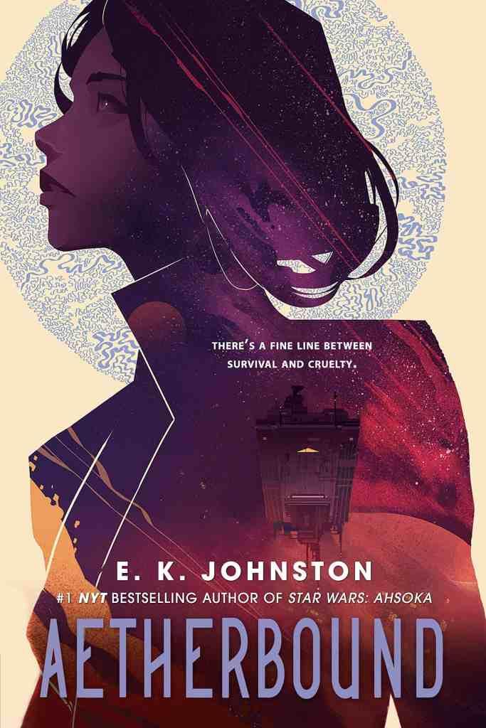 Aetherbound E.K. Johnston