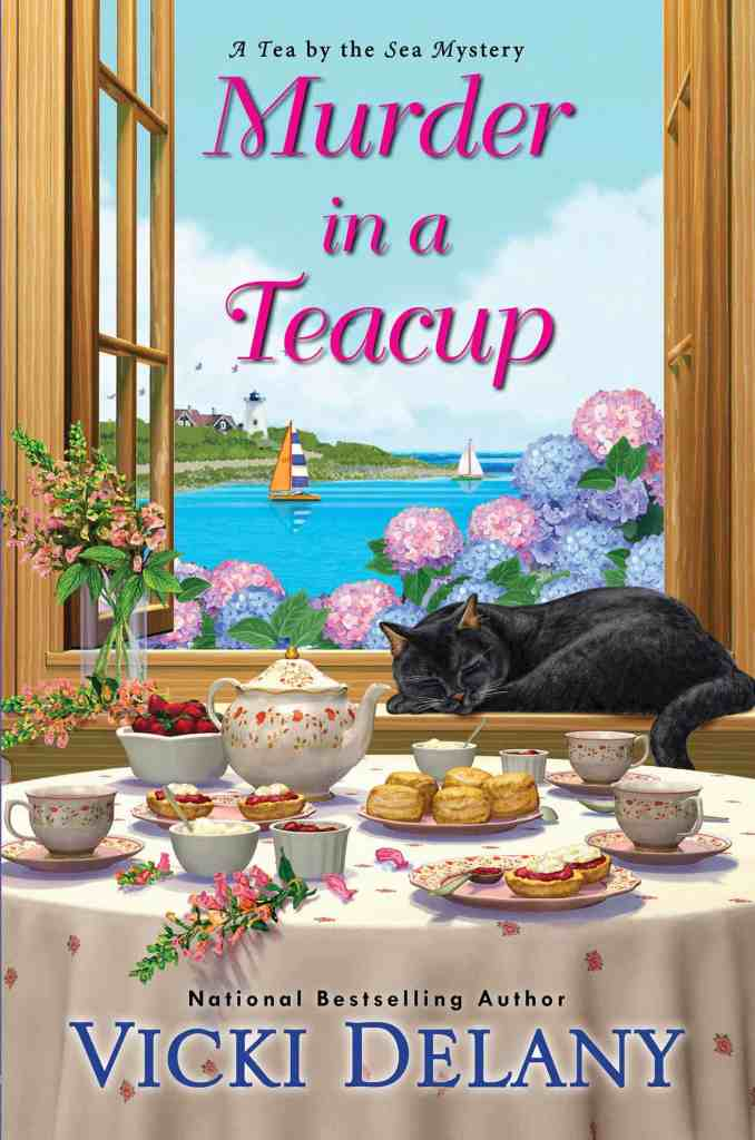 Murder in a Teacup Vicki Delany