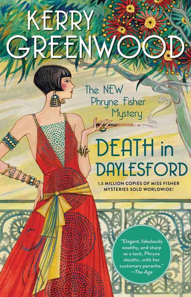 Death in Daylesford Kerry Greenwood