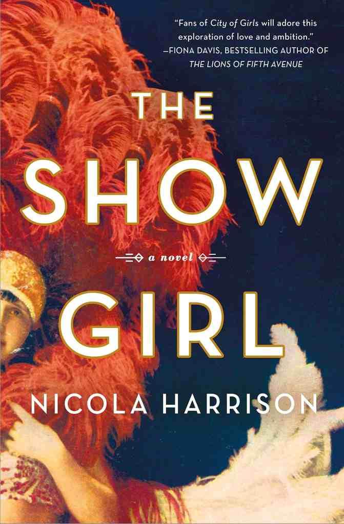 The Show Girl:A Novel Nicola Harrison
