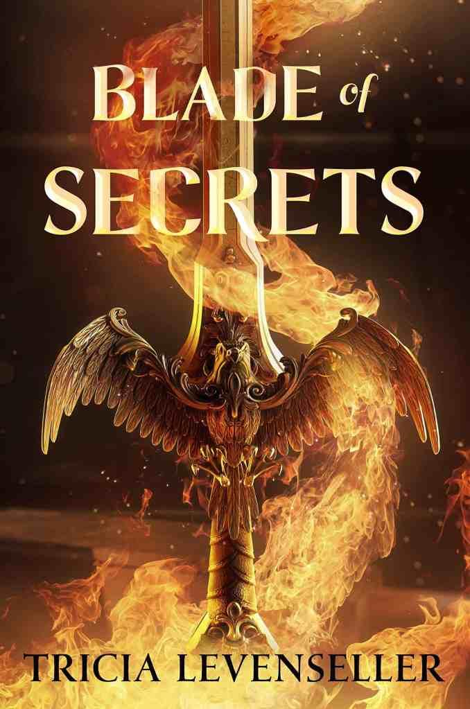 Blade of Secrets Tricia Levenseller