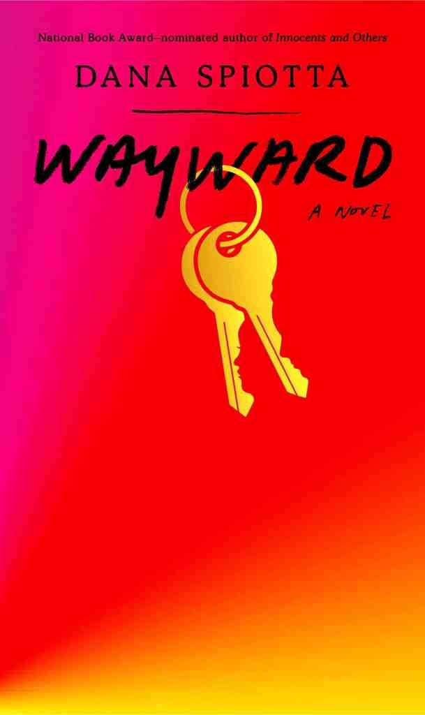 Wayward:A novel Dana Spiotta