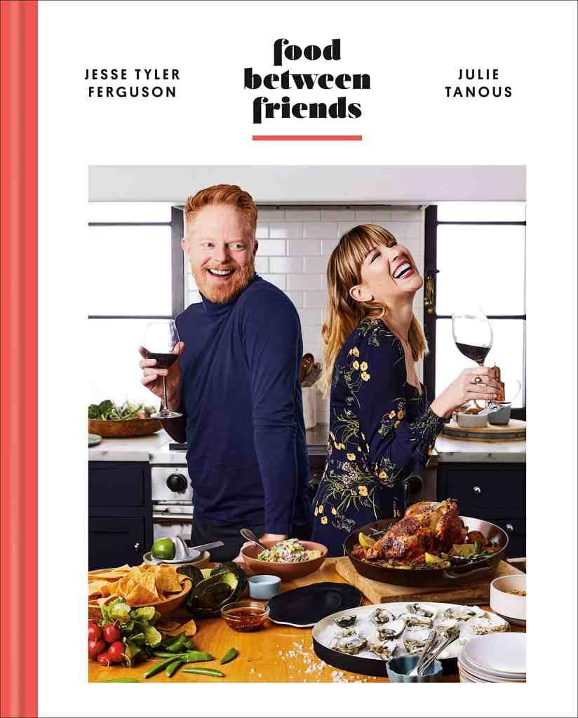 Food Between Friends Jesse Tyler Ferguson, Julie Tanous