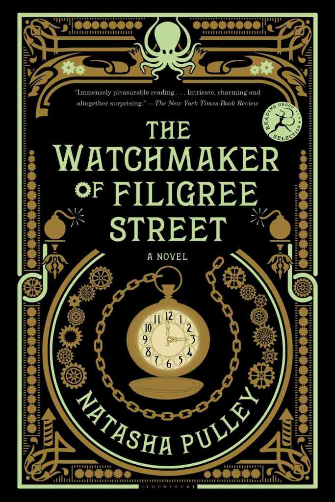 The Watchmaker of Filigree Street Series by Natasha Pulley