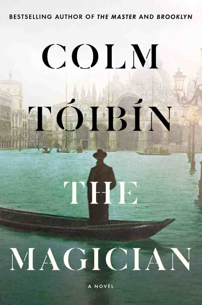 The Magician:A Novel Colm Toibin