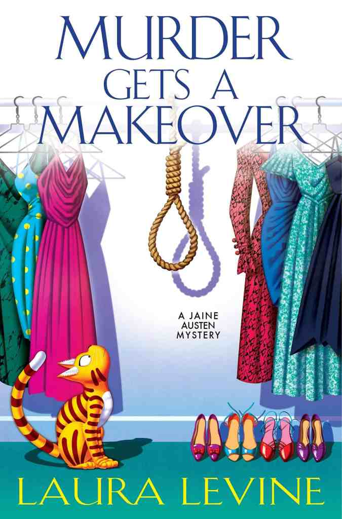 Murder Gets a Makeover Laura Levine