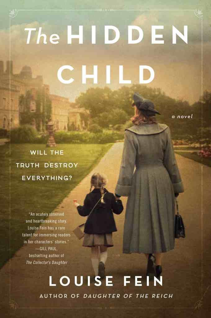 The Hidden Child:A Novel Louise Fein