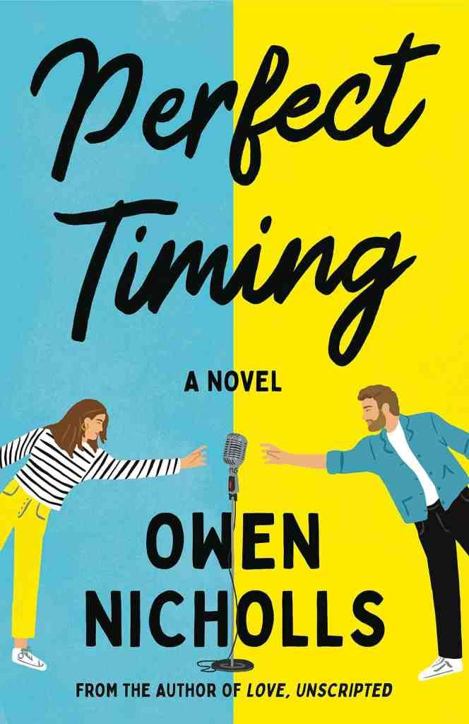 Perfect Timing:A Novel Owen Nicholls