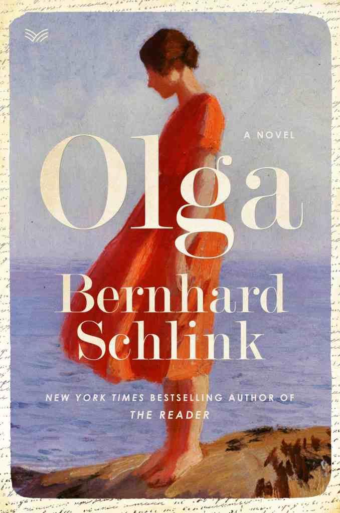 Olga:A Novel Bernhard Schlink, Charlotte Collins