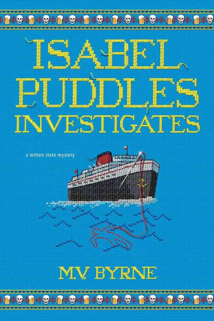 Isabel Puddles Investigates M.V. Byrne