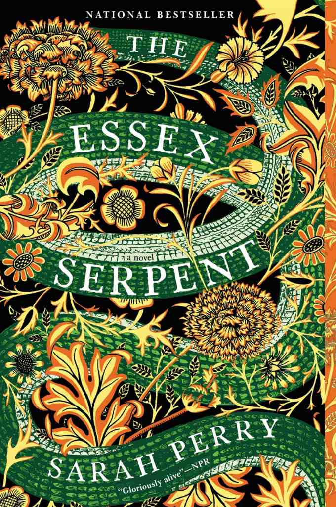 The Essex Serpent by Sarah Perrey