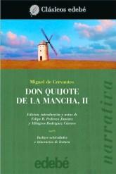 DON QUIJOTE DE LA MANCHA (II) - Miguel de Cervantes