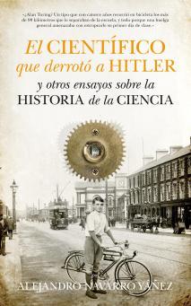 """""""O científico que derrotou a Hitler e outros ensaios sobre Historia da Ciencia"""" é un magnífico libro que combina o rigor científico e historiográfico cun estilo narrativo que atrapa, desde a primeira, páxina ao lector."""