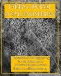 UNIMAS E-journal of Civil Engineering