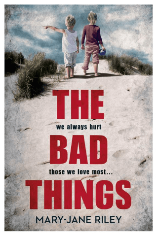 The Bad Things Cover
