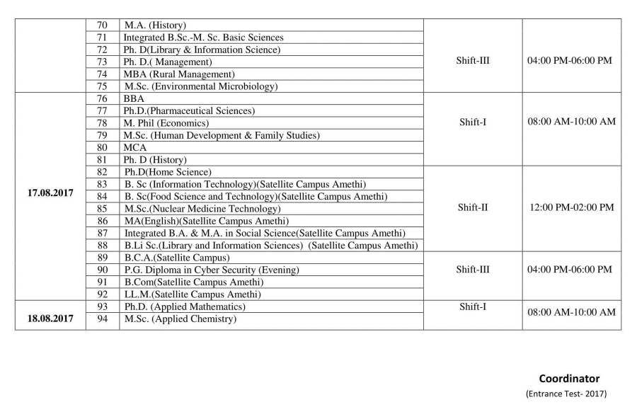 Schedule-Re-Examination-BBAU-3