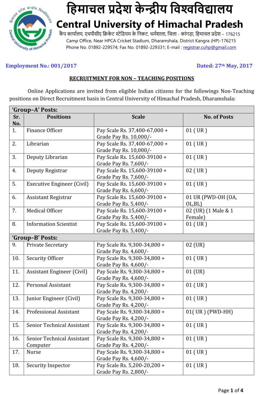 Emp. Notice 01-2017_Non-Teaching Positions Advertisement_Final (English)_27.05.2017-1.jpg