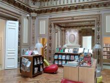 Crédits Bibliothèque Chaptal