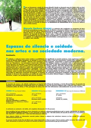 Cartaz Marcelo axouxere xuño 2