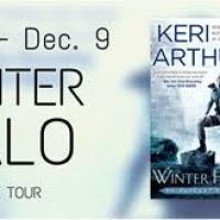 Book Review: Winter Halo by Keri Arthur + Series Giveaway!